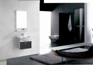 Space Aluminum Bathroom Furniture Wg-8110