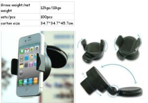 Universal Car Mount Holder for Mobile Phone, iPad GPS