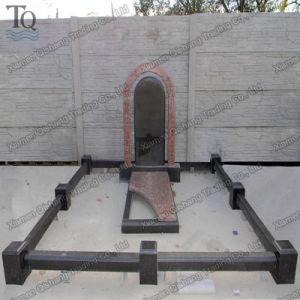 Ukraine Russia Belarus Complex Granite Memorial with Fence