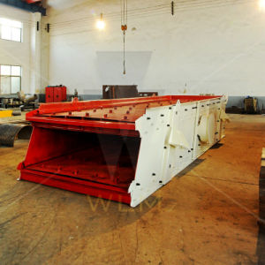 Linear Vibrating Screen (3YK-1245) pictures & photos