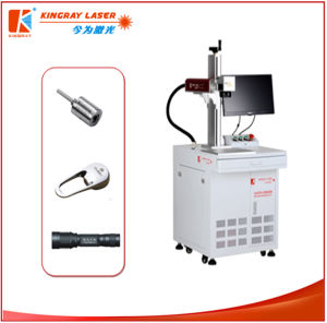 Components Metal Fiber Laser Marking and Engraving Machine