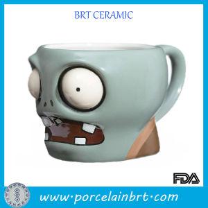 Personalize Creative Glazed Zombies Ceramic Mug pictures & photos