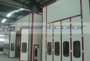 12m X 4.5m X 4m Bus Spray Booth pictures & photos