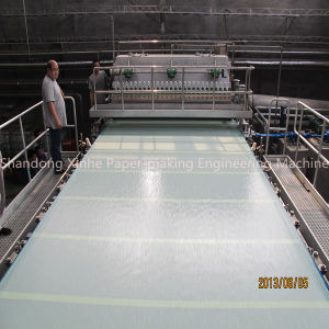3520/500 Fourdrinier Double-Dryer Wipping off-Hand Paper Making Machine