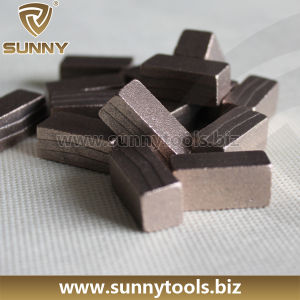 Sunny Diamond Blade and Segment Stone Stone/Marble/Granite Cutting (SN-1588) pictures & photos