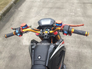 Fast Speed, 2000watt, 72V 20ah, 55km/H Speed, with Pedal, CE, Electric Racing Motorbike, pictures & photos