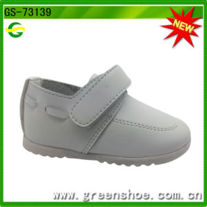 Wholesale Shoes Baby Boy Shoes Moccasin Shoes pictures & photos