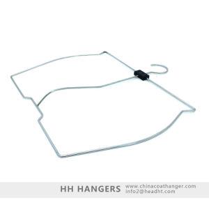 Logo Branded Men′s Shorts Swimming Wear Wet Suit Display Hanger pictures & photos