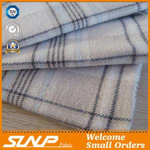 Twill Cotton Flannel Shirt Fabric
