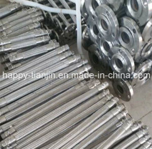 Stainless Steel Braided Flexible Metal Hose Assembly pictures & photos