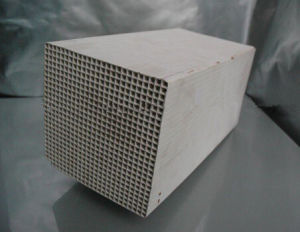 150*100*100mm Cordierite Ceramic Honeycomb Gas Heater pictures & photos
