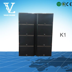 K1 3-Way Big Size Outdoor Line Array Sound Speaker pictures & photos