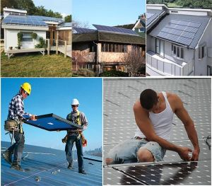 2kw 5kw Solar Panel System for Home (SP) pictures & photos