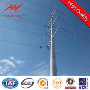 25FT 30FT Nea Philippines Galvanized Steel Electric Pole pictures & photos