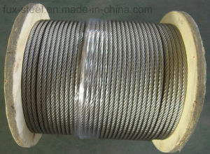 Stainless Steel Wire Rope Factory with Years of Experience pictures & photos