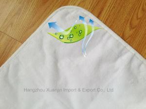 Waterproof Coral Fleece Reversible Quilted Mattress Protector pictures & photos