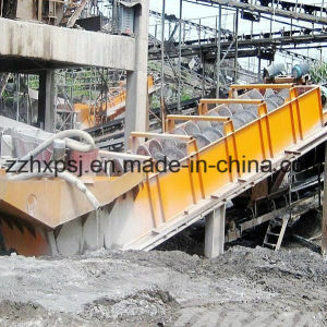 Double Spiral Sand Washer for Seasand Washing pictures & photos