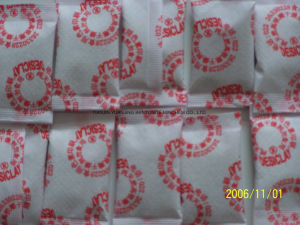 High Quality Dry-Plus Paper Packing Mineral Desiccant Packets pictures & photos