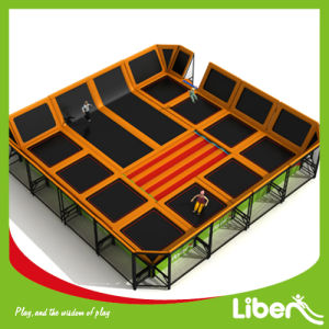 China Commercial Trampoline Bed for Teenagers pictures & photos