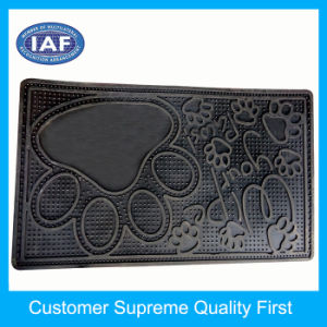 2017 OEM Precison Silicone Rubber Mould for Floor Mat pictures & photos