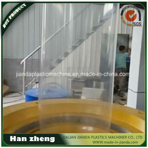 PE Three Layer Co-Extrusion Film Blowing Machine for Agriculture 45-3-1300 pictures & photos