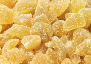 Crystallized Ginger Chunks pictures & photos