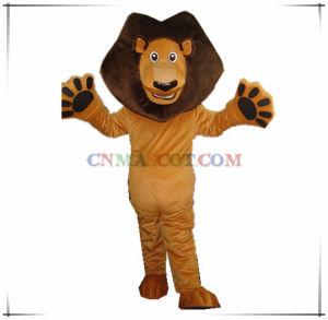 Alex From Madagascar Lion Cartoon Costume