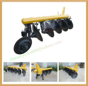 Power Farm Tiller Mounted Yto Tractor Disc Plow pictures & photos