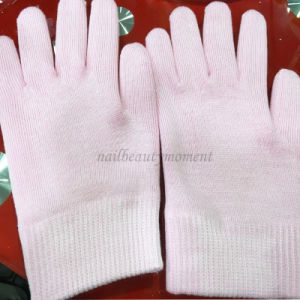SPA Manicure Nail Art Gel Gloves Beauty Care Products (M27) pictures & photos