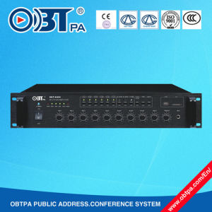 PA System Professional Crown Power Amplifier/450W Audio Power Amplifier/Hi-Fi Zonal Amplifier