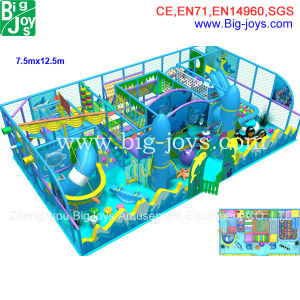 Ocean Theme Indoor Playground for Kids, Children Labyrinth Land pictures & photos