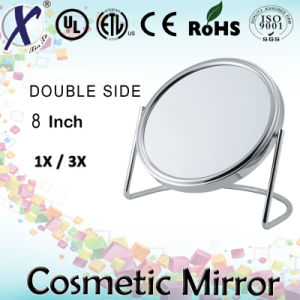 8′ Double Sides Fashion Cosmetic Mirror J840