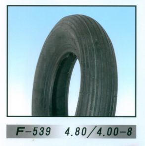 Motorcycle Tires 400-8 450-10 500-10 for Tricycle Use pictures & photos