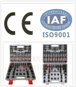 "5/8""-11-13/16"" Deluxe Steel High Hardness 58PCS Clamping Kit in Toolbox pictures & photos"