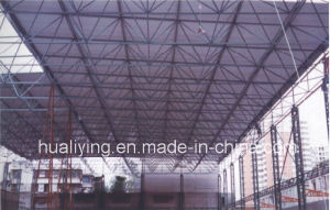 Wide Span Space Frame Steel Structure Factory pictures & photos