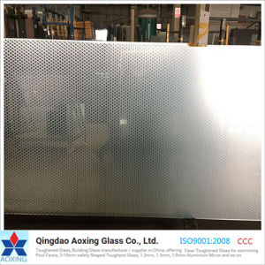 New Color/Clear/Silk-Printed Laminated Glass for Stair Railings/Decoration pictures & photos