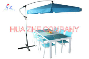 Hz-Um91 10X10ft Banana Umbrella Hanging Umbrella Garden Umbrella Parasol Outdoor Umbrella pictures & photos