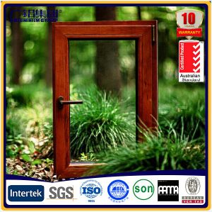 Gal Aluminium Windows and Doors Building Material pictures & photos