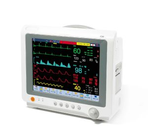 """10.4"""" Transport Transfer Emergency Patient Monitor, Touchscreen ICU or Modular Vital Signs Monitor FDA Certificate (SC-C50) pictures & photos"""