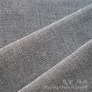 Polyester and Nylon Cut Pile Corduroy Sofa Fabrics pictures & photos