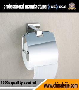 Modern Square Style Stainless Steel 304 Sanitary Ware Paper Holder pictures & photos