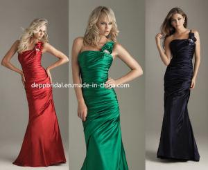 Mermaid One Shoulder Evening Dress (EV0032)