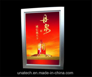 LED Displays Best Price LED Slim Light Box Signboard pictures & photos