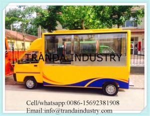 Chicken Rotisserie Mobile Restaurant Trucks pictures & photos