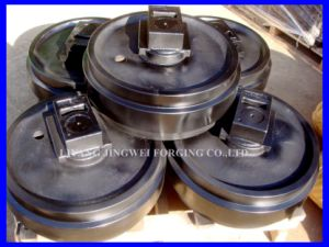 Best Design and Quality Original Forged Excavator Front Idler pictures & photos