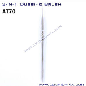 Fly Tying Tools 3-in-1 Dubbing Brush pictures & photos