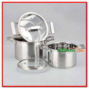 8PCS Stainless Steel Cookware Set Kitchenware (N000006882, 6883, 6884) pictures & photos