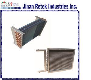 Air Conditioning Parts Copper Tube Aluminum Fin Evaporator pictures & photos