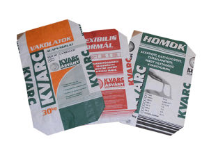 Plastic Valve Bag for Packing Flour Salt Sugar pictures & photos