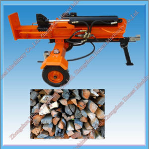 Hot Selling Log Splitter Machine / Automatic Wood Splitting Machine pictures & photos
